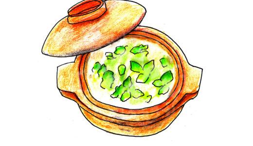 石田ゆり子 寒い夜に食べたい「にんにく粥」の作り方